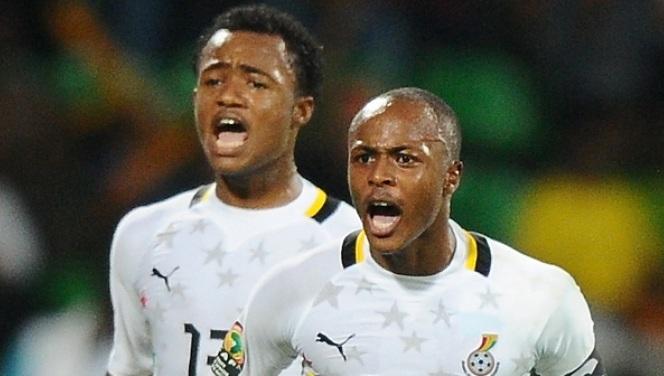 Ghana : André et Jordan Ayew renoncent à la sélection nationale
