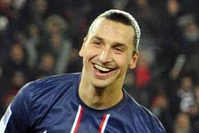PSG : critiqué, Ibrahimovic demeure pourtant l'un des meilleurs buteurs en Europe...