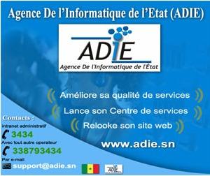 Réponse de la Cellule de Communication de l'ADIE sur le marché gagné par SEMLEX EUROPE