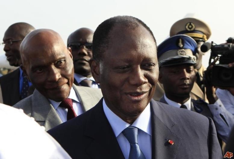 Engueulade entre Wade et Ouattara : Le Président Abdoulaye WADE dément