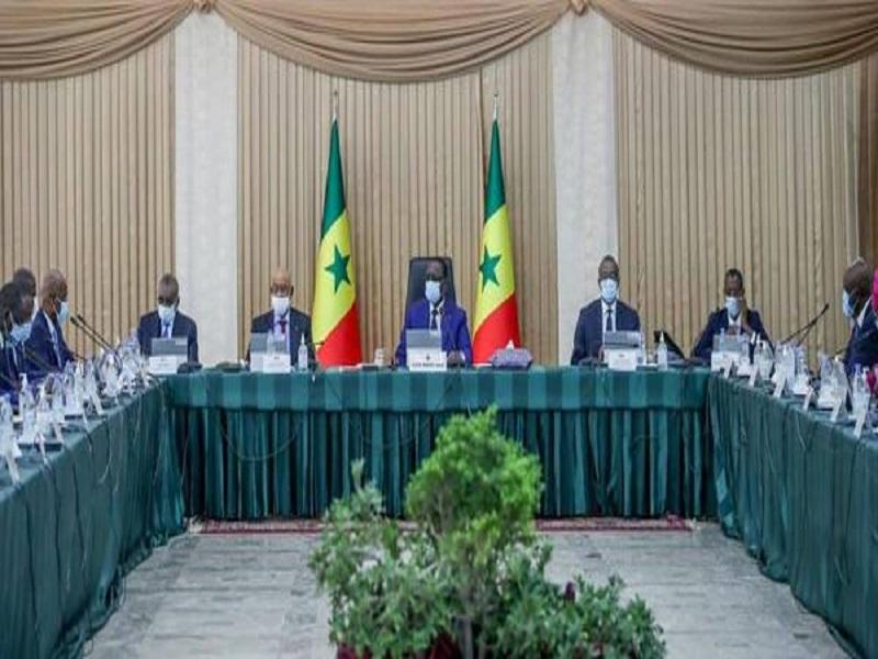 Communiqué du Conseil des ministres de ce mercredi 6 janvier