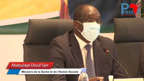 """Vaccin anti-Covid: """"dés mercredi la commande sera déposée sur la table du Président"""", révèle Diouf Sarr"""