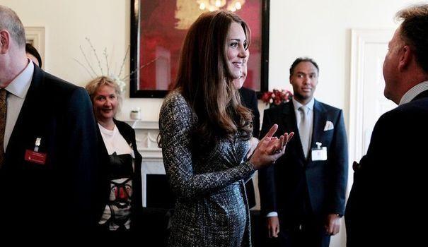 Kate Middleton enceinte d'une fille?