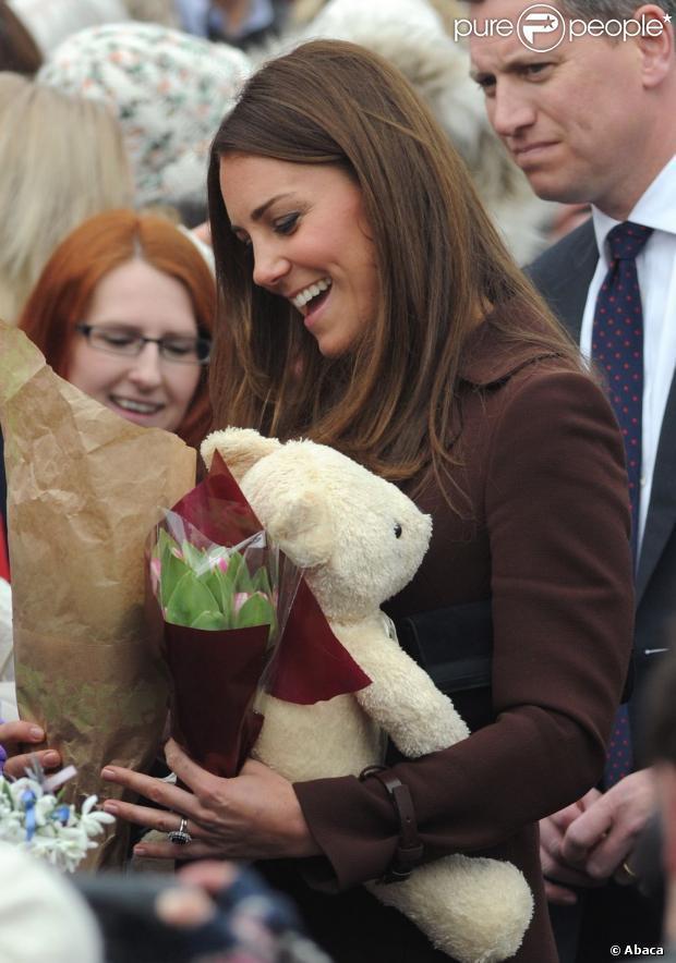 Kate Middleton enceinte d'une fille ? La gaffe qui sème le doute