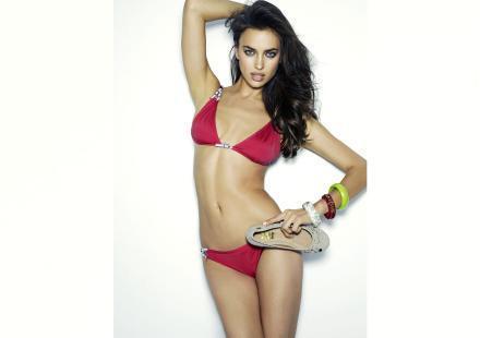 Irina Shayk : les photos sexy de la copine de Cristiano Ronaldo