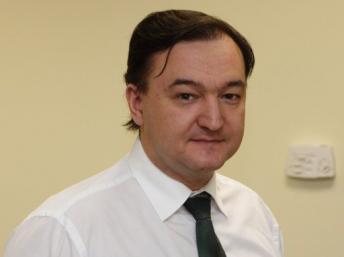 Sergueï Magnitski, juriste pour le fonds d'investissement Hermitage Capital, laissé sans soins en prison.