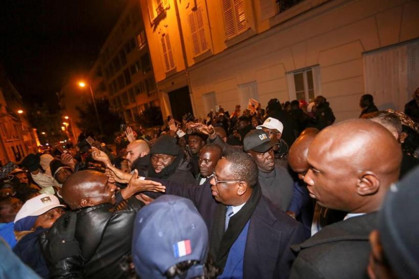 Succès levée de fonds international de Sonko: est-ce le «désamour» définitif entre Macky Sall et la diaspora ?