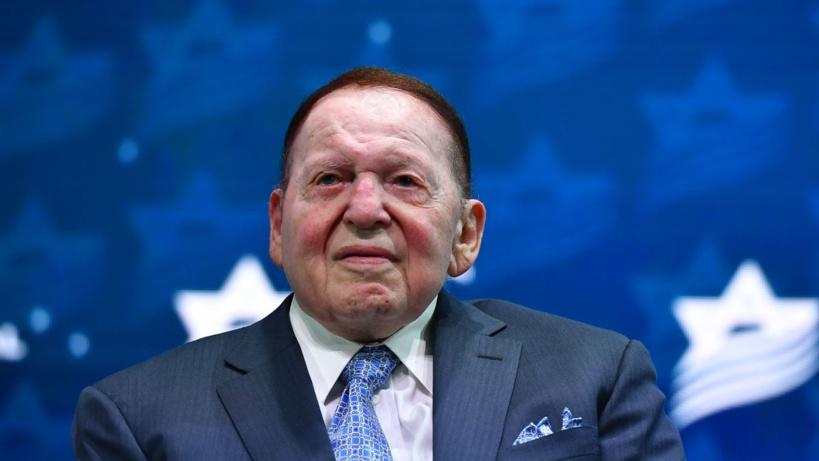 Le magnat américain des casinos, Sheldon Adelson, partisan de Trump, est mort