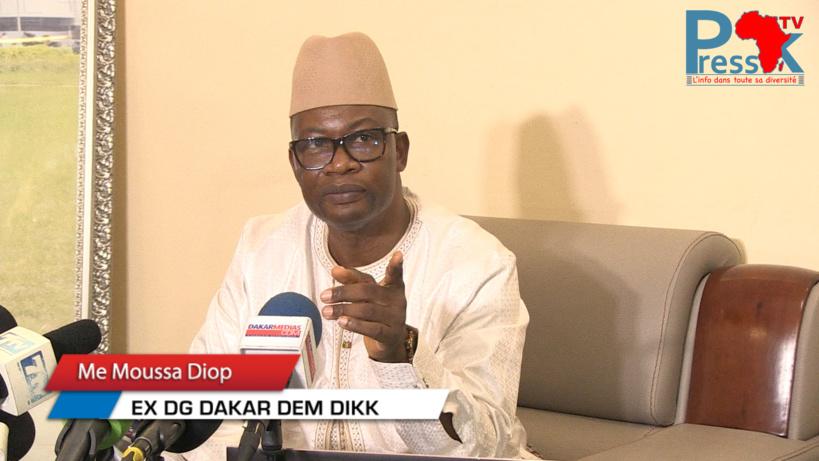 Dakar Dem Dikk: Me Moussa Diop solde ses comptes avec son successeur et fait de grosses révélations
