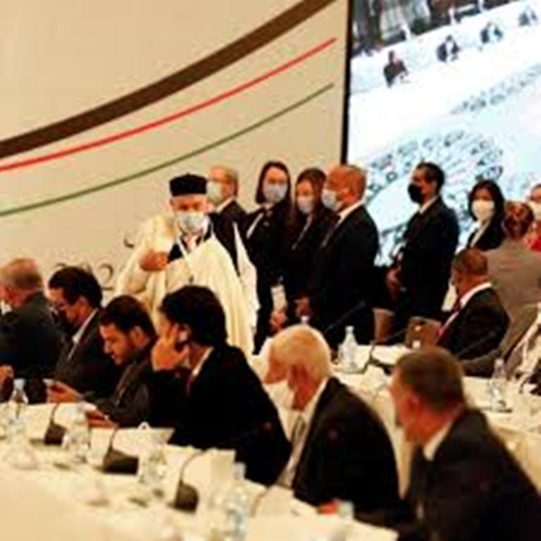 Libye: les ministres des Finances des deux gouvernements se rencontrent à Brega