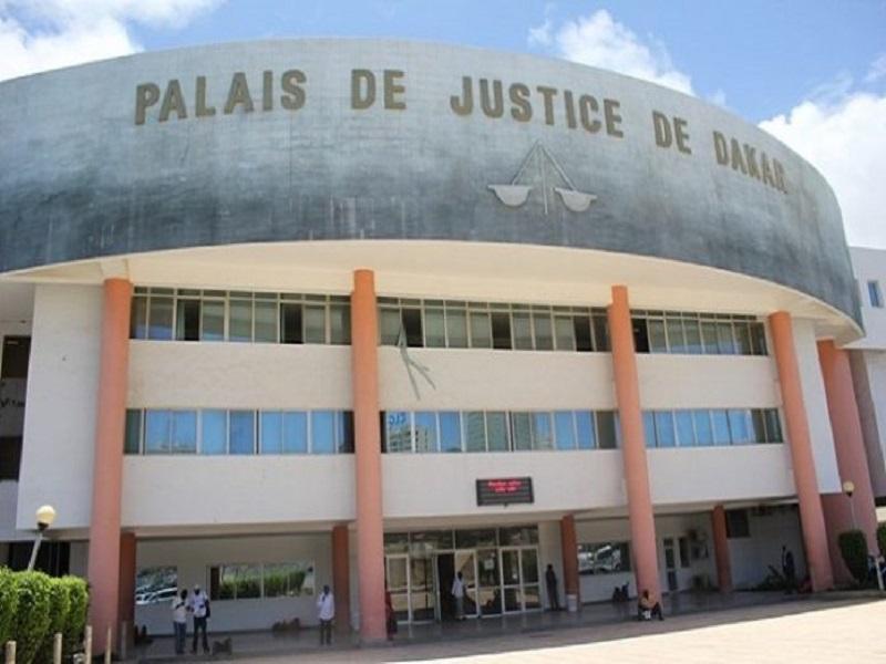Covid-19 : la Cave du Tribunal de Dakar désinfectée, 80 personnes testées négatives