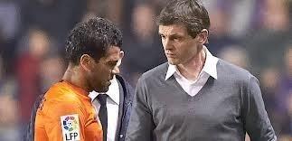"""Daniel Alves: """"notre entraîneur nous manque..."""""""