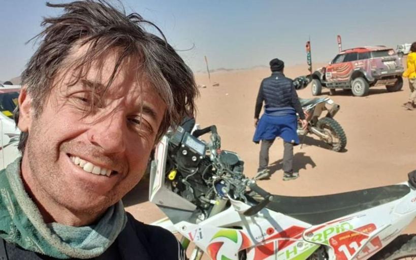 Dakar 2021:  décès du pilote français Pierre Cherpin