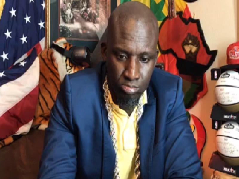 Assane Diouf présente ses excuses et salue la courtoisie du juge