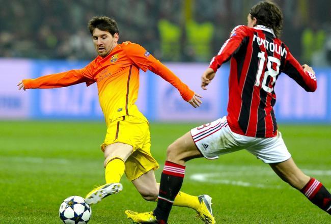 Barcelone & Milan AC : Messi et Cie prêts à livrer une bataille