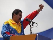 Nicolas Maduro veut faire de la violence un thème de campagne.
