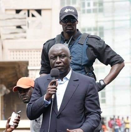 CESE: Idrissa Seck renforce sa sécurité en nommant un de ses fidèles agents