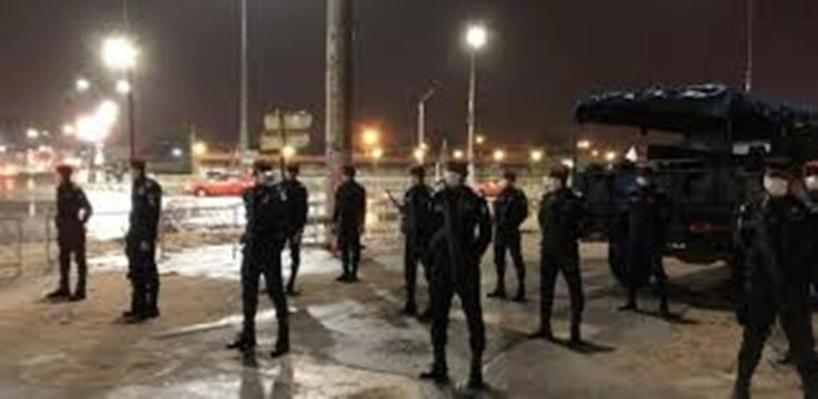 Bilan du couvre-feu dans la banlieue dakaroise: près de 5 000 personnes interpellées et plus de 8 millions d'amendes récoltées
