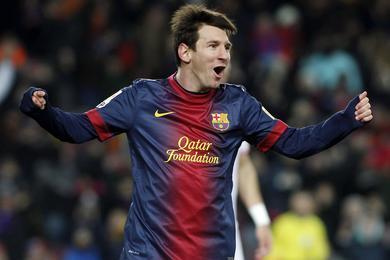 Barça : la mise au point de Messi, un pas de plus dans l'histoire de la C1