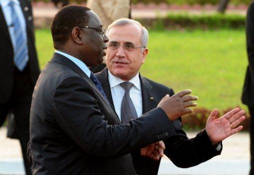 Coopération bilatérale sénégalo-libanaise : 48h à Dakar, le Général Sleiman accomplit sa mission