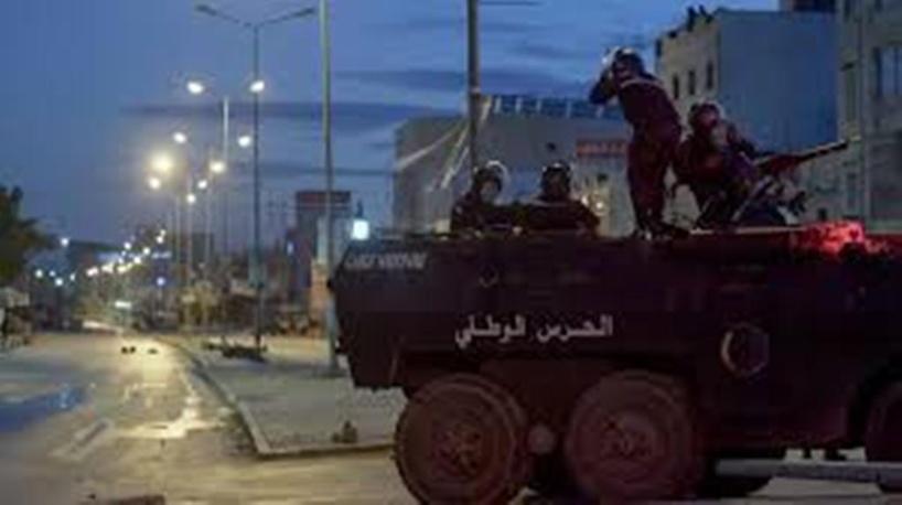 Tunisie: les autorités annoncent plus de 600 arrestation après une troisième nuit d'émeutes