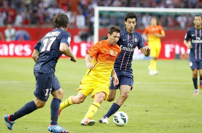 Tirage – Quarts de finale : Le PSG tire Barcelone, Messi contre Beckham et Ibrahimovic
