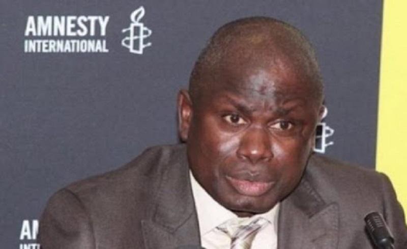 """Placement sous mandat de dépôt de Boubacar Sèye: """"La tyrannie ne triomphera pas"""", réagit Seydi Gassama"""