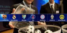 Ligue des Champions: Voici le calendrier des quarts