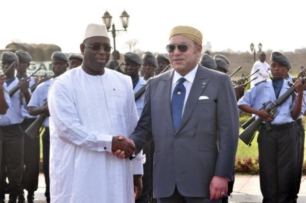 Visite de 48 heures du Roi Mohamed VI à Dakar : Macky, deux accords déjà dans le panier