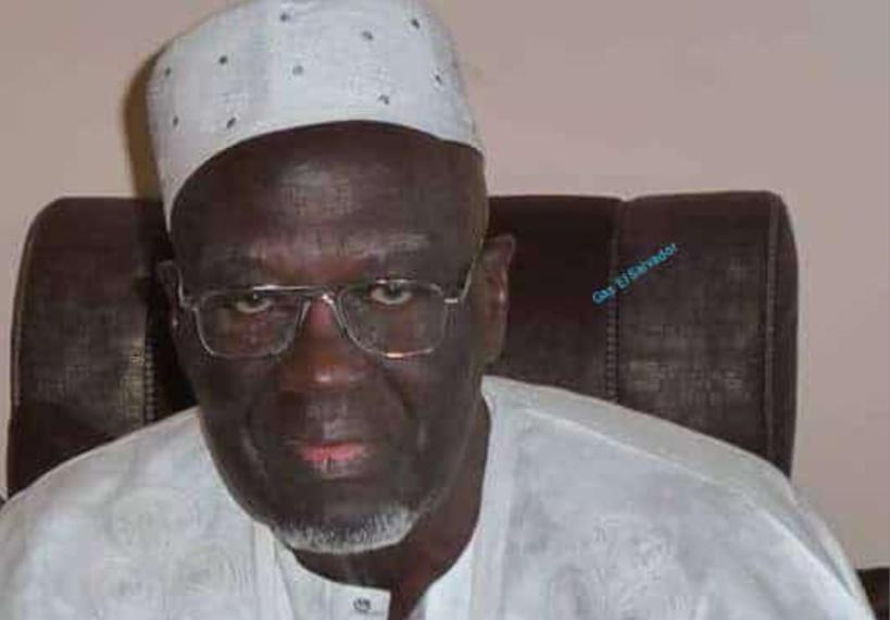 Décès de l'ancien maire de Saint-Louis, Abdoulaye Diaw Chimère