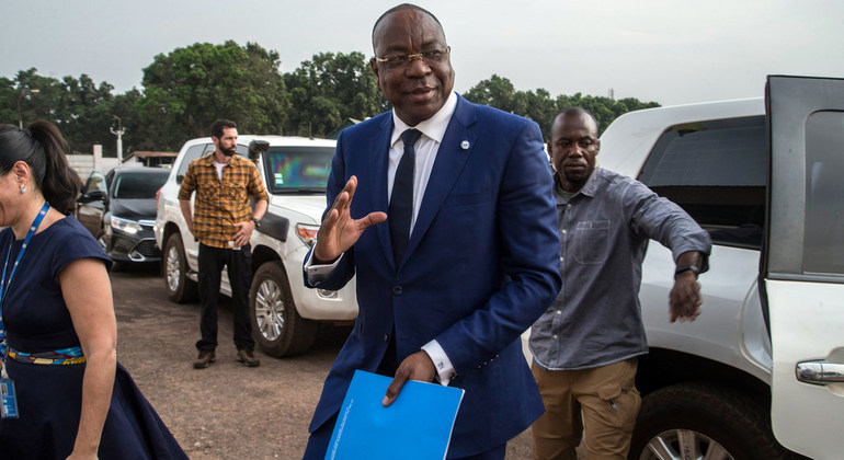 Centrafrique: le Conseil de sécurité réitère son soutien à Mankeur Ndiaye et met en garde Bozizé