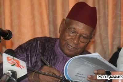 Réforme des Institution : Les conclusions d'Amadou Mahtar Mbow dans six mois