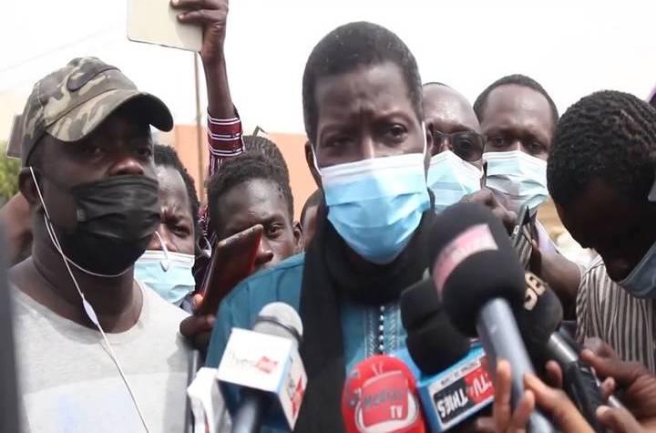 Mbour4: le maire de Thiès Talla Sylla annonce l'arrêt des démolitions