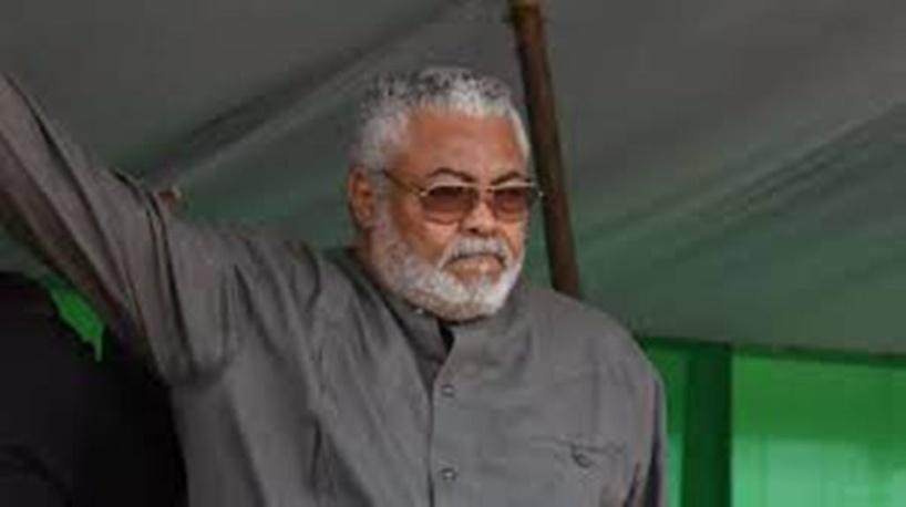 Le Ghana débute les funérailles d'Etat de l'ancien président Jerry Rawlings