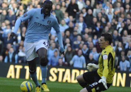 Manchester City : Yaya Touré sur le départ ?