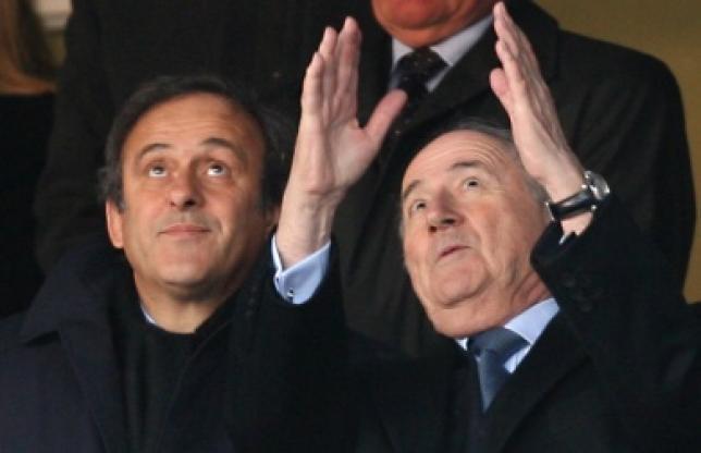 Platini répond aux critiques de Blatter