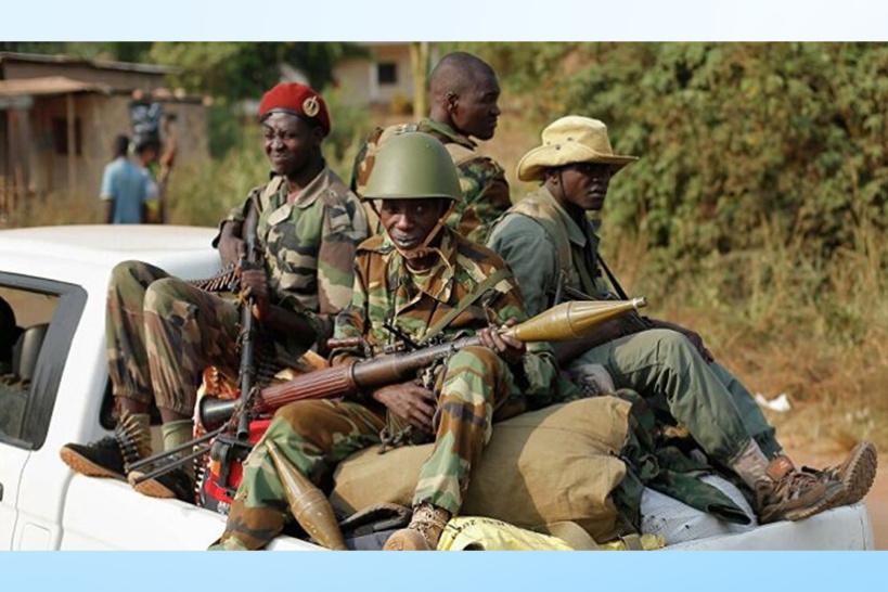 Centrafrique : 44 rebelles tués par les forces centrafricaines et leurs alliées