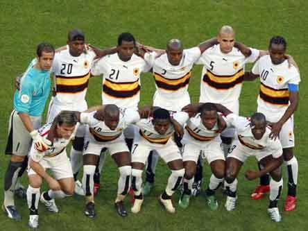 Sénégal-Angola du 23 mars : le coach angolais inquiet de l'absence de ses 4 joueurs