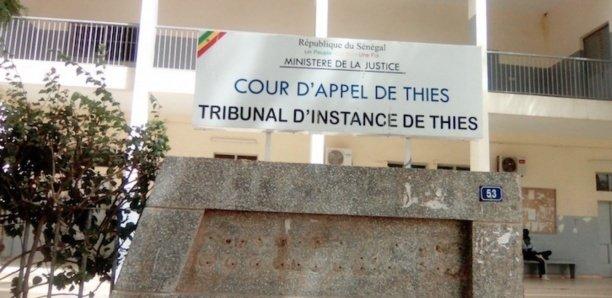 #Covid_19: 2 secrétaires et un greffier chopent le virus au tribunal de Thiès