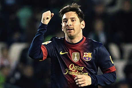 Vatican – Election de François 1er : L'international argentin, Messi se dit « fier »