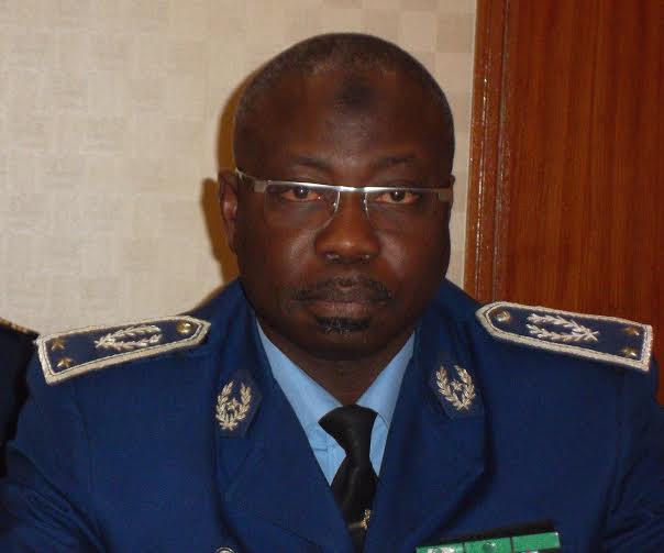Le Général Cheikh Séne nommé patron des Renseignements