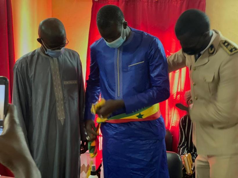 Mairie Dalifort: Mamadou Mbengue (BBY) remplace feu Idrissa Diallo