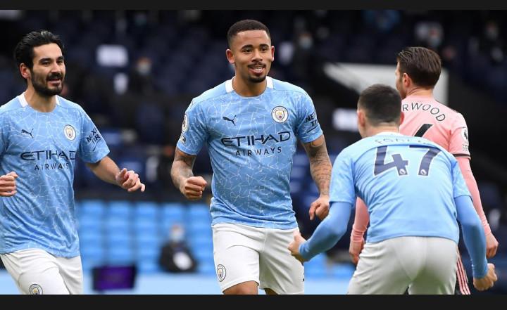 Manchester City s'en sort face à Sheffield United