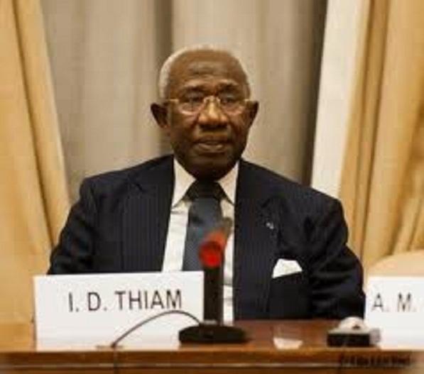 Politique de Santé : Iba Der Thiam plaide pour la précision du groupe sanguin sur la carte d'identité