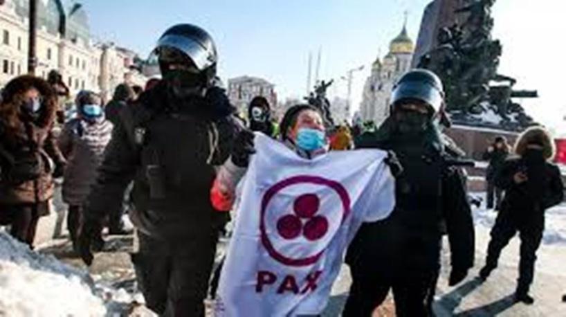 Russie: nouvelle journée de manifestations à l'appel de l'opposant russe Navalny