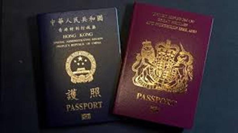 Le Royaume-Uni accorde des passeport spéciaux aux Hongkongais