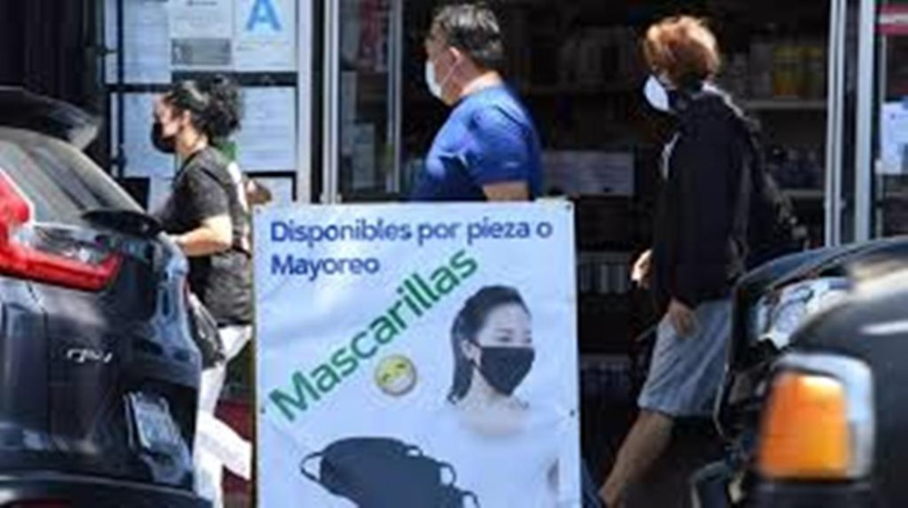 Covid: la communauté hispanique de Los Angeles fauchée par le virus