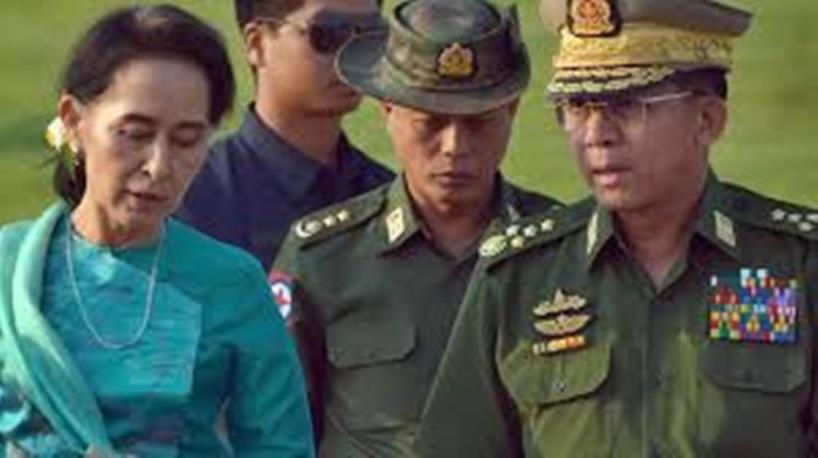 Birmanie: l'armée arrête Aung San Suu Kyi et déclare l'état d'urgence pour un an