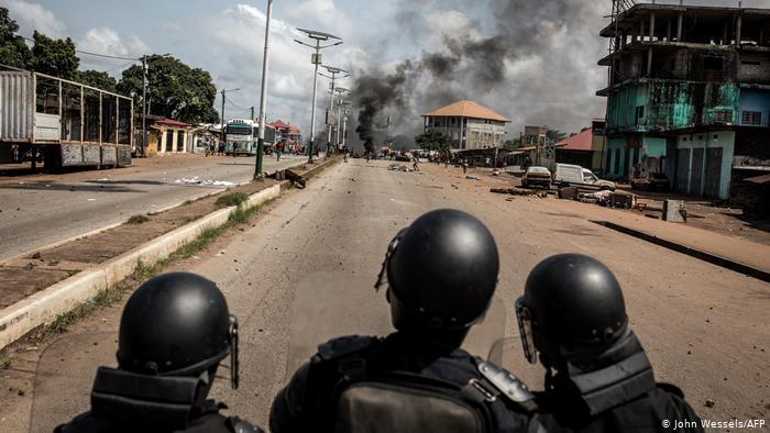 Répression en Guinée: Amnesty International dénonce la mort de quatre (4) détenus