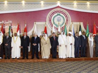 Les pays arabes ont proclamé leur droit d'armer l'opposition contre le régime de Bachar al-Assad. Doha, le 26 mars 2013.